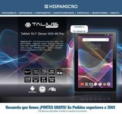tablet talius 4g precio