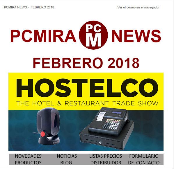 pcmira news en hostelco