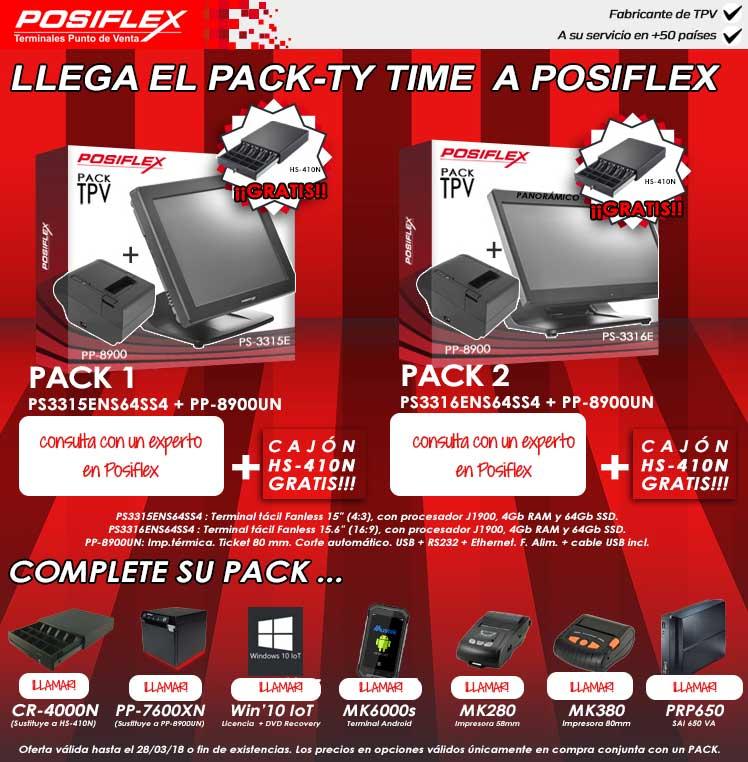 comprar TPV en Posiflex