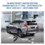 Pajero Sport Limited
