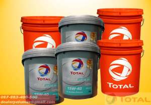 Supplai Oli Total SYNTHETIC GEAR OIL