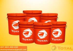 Supplier Oli Total OPEN GEAR OIL