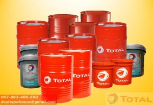 Dealer Oli Total RUBIA TIR 8600 CI 10W-40
