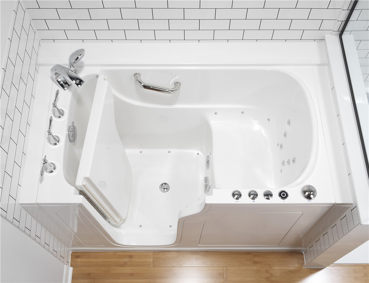 Walk In Tubs Walk In Bathtubs For Elderly Handicap