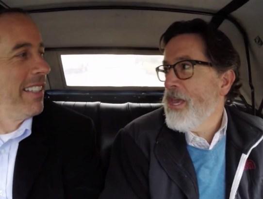 Seinfeld Colbert