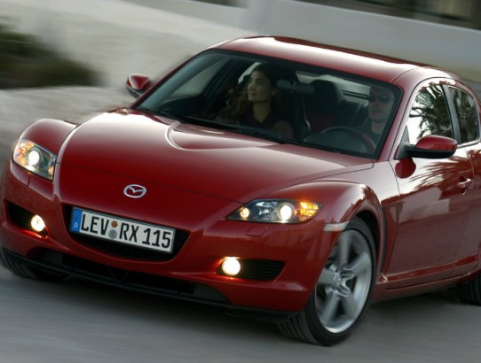 04.19.16 - 2003 Mazda RX-8