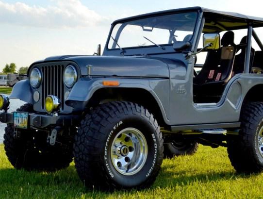 06.18.16 - 1971 Jeep CJ5