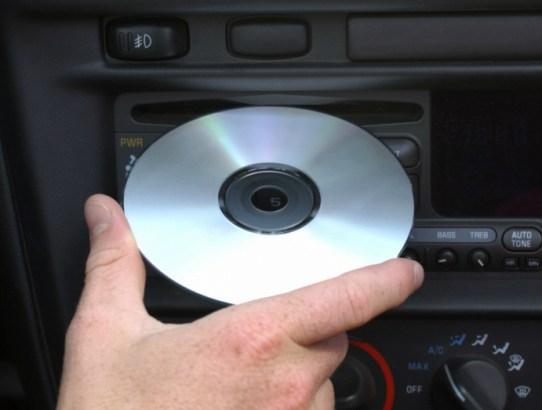 07.08.16 - In-Car CD Player