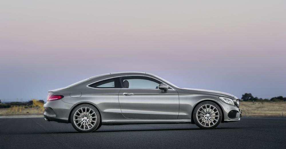 09.16.16 - 2017 Mercedes-Benz C-Class