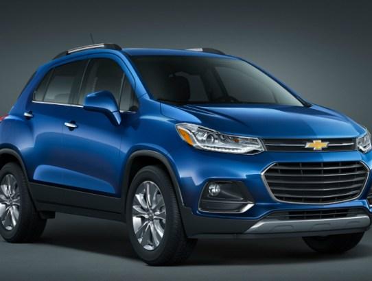 11.03.16 - 2017 Chevrolet Trax