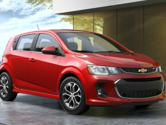 11.10.16 - Chevrolet Sonic