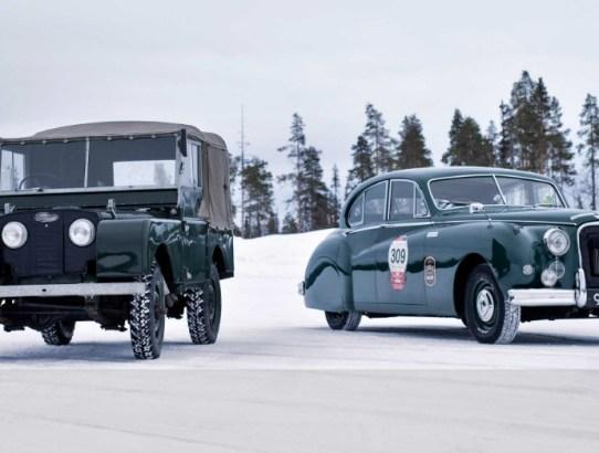 12.05.16 - Jaguar Land Rover Classic Ice Academy