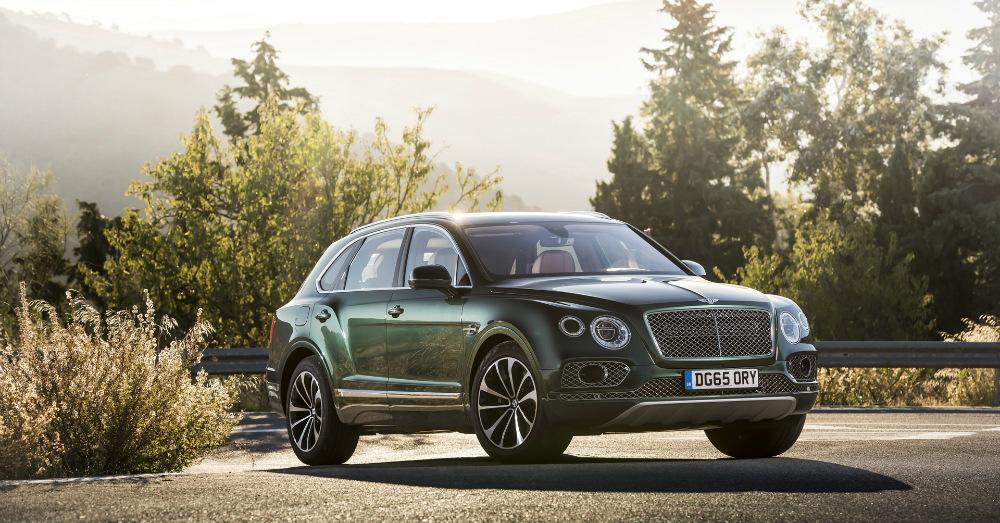 01.11.17 - Bentley Bentayga
