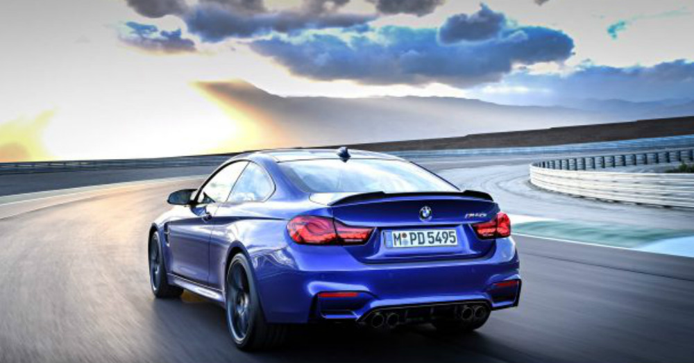 BMW Keeps It Simple