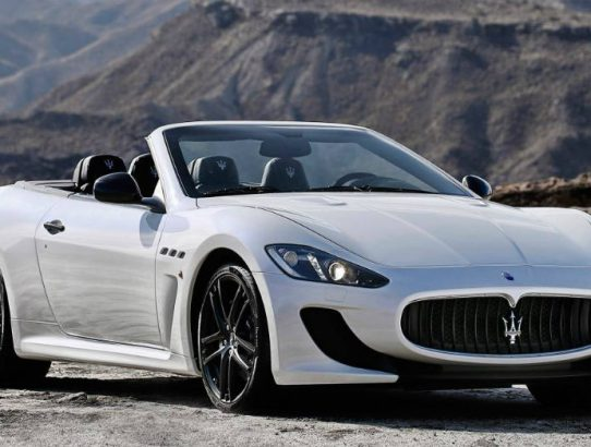 2017 Maserati Gran Turismo Something Different Something Better