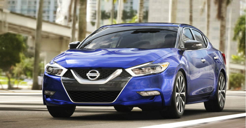 2018 Nissan Maxima Sport Quality Flagship