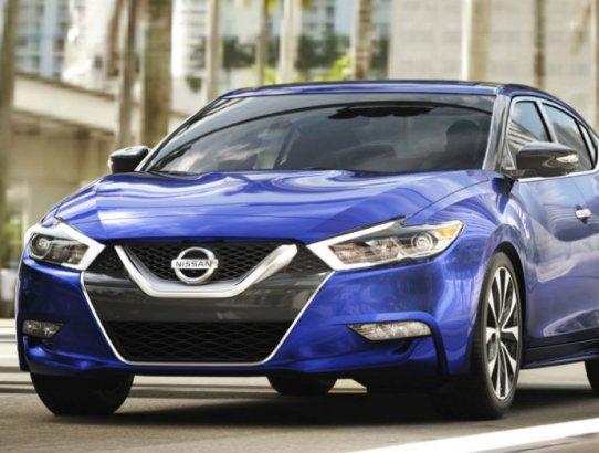 2018 Nissan Maxima Sport Quality Flagship