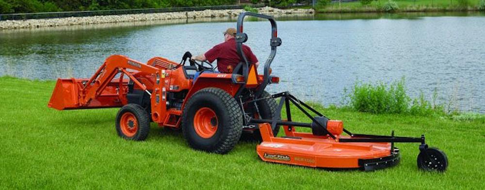 Land Pride Tractors