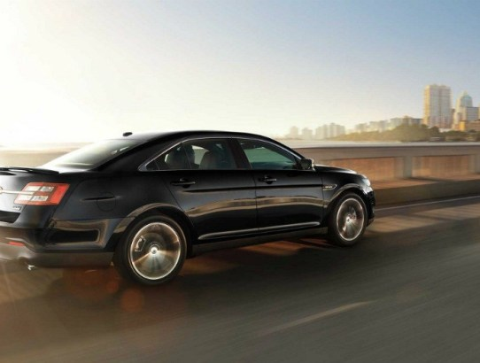 2018 Ford Taurus: Family, Friendly, Full-Size, Powerful
