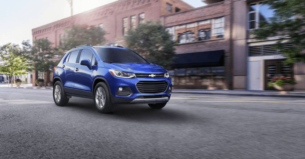 The New Chevrolet Trax is Taking on a Personality