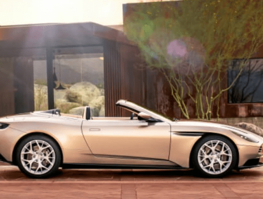 Supercars that Let You put the Top Down Part 1
