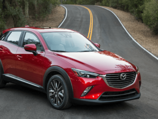 Small and Active Driving from Mazda