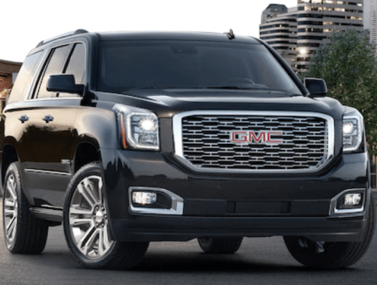 The Most Rugged Luxury from GMC