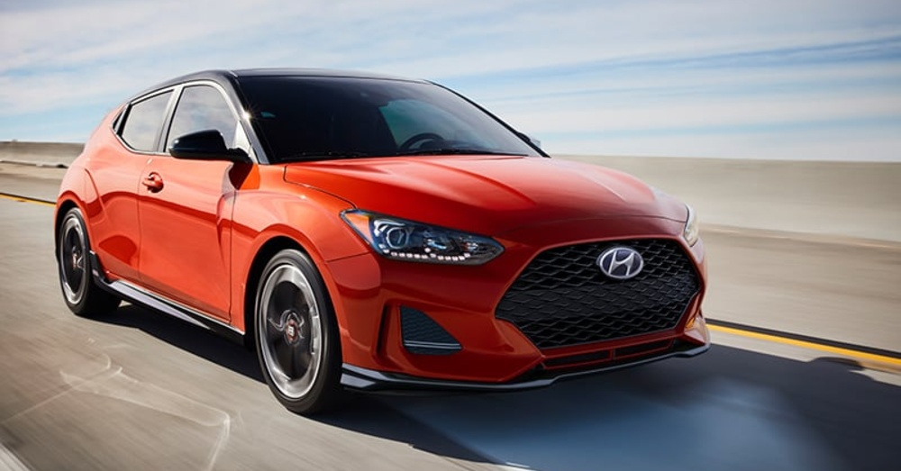 The Fun of the Hyundai Veloster Continues