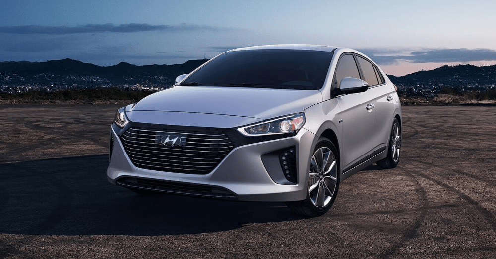 The Three Versions of the Hyundai Ioniq Hybrid