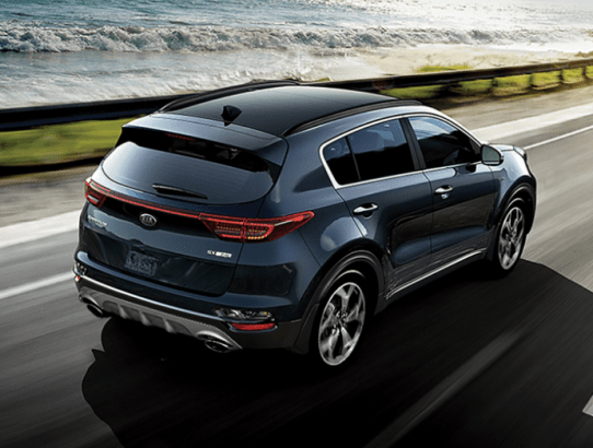 Capable Quality in the Kia Sportage