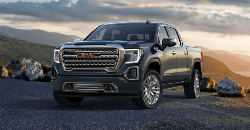 The GMC Sierra 1500 has it All