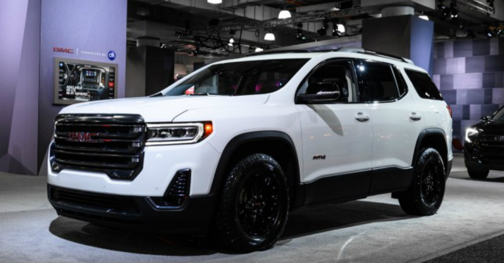 2020 GMC Acadia - Its Time To Go For A Drive