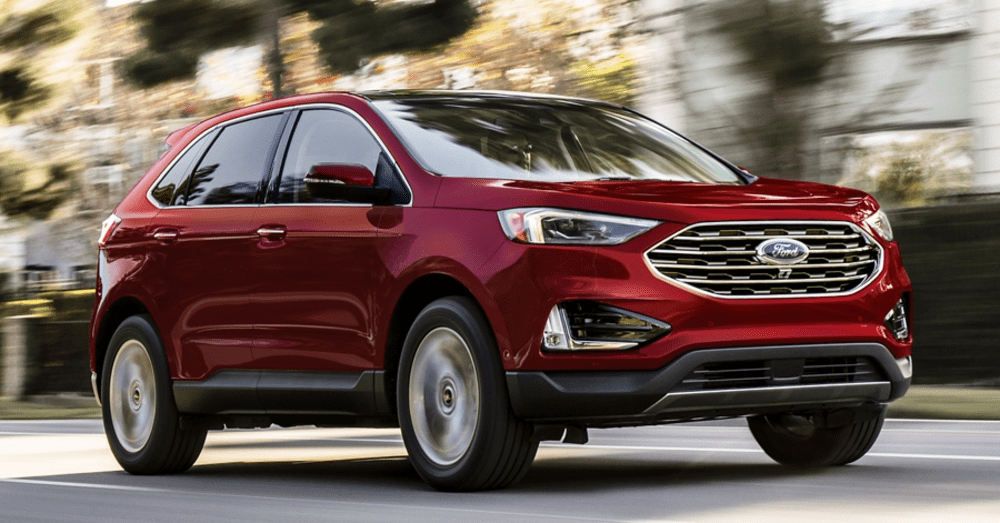 2020 Ford Edge: Comfort and Quality from Ford