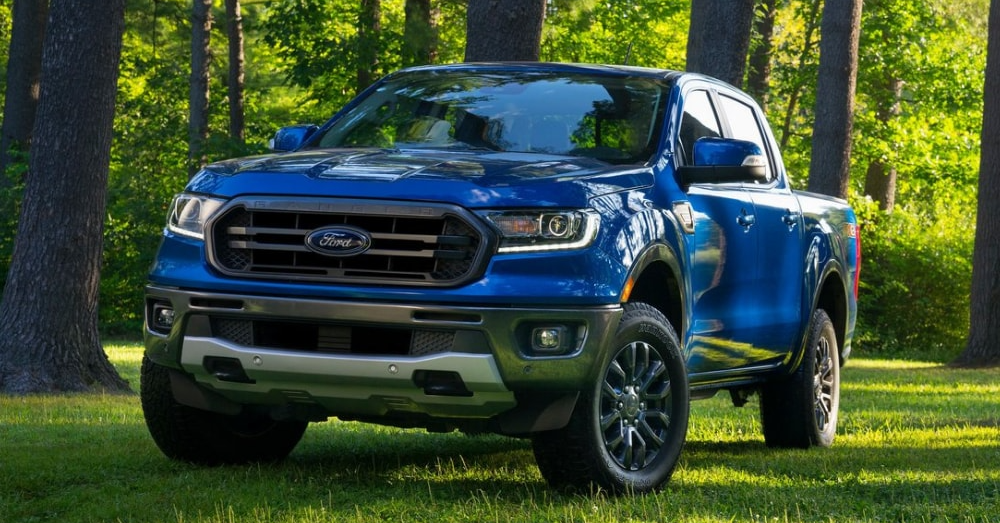 Select the Right Ford Ranger for Your Drive