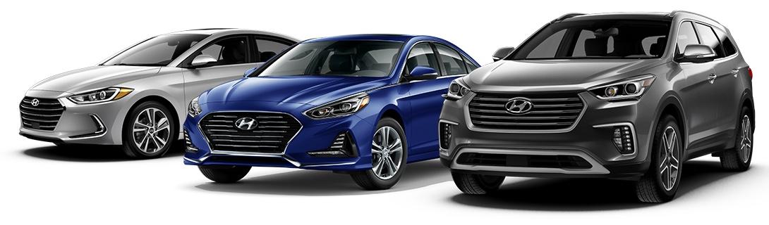 Hyundai Vehicles
