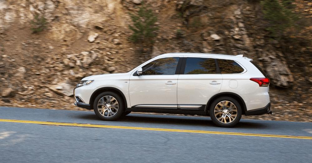 Take this Mitsubishi for a Drive