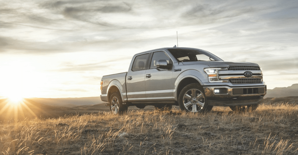 You're Ready for this Ford Truck