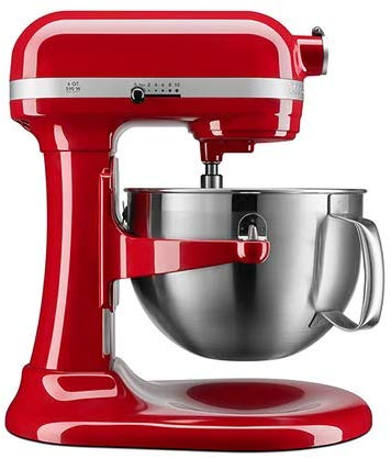 Today Only! KitchenAid 6 quart Bowl-Lift Professional Mixer only $259.99! (was $430)