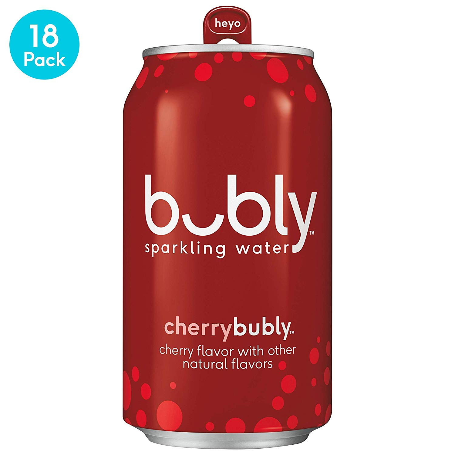 bubly Sparkling Water (18 Pack) only $7.23!