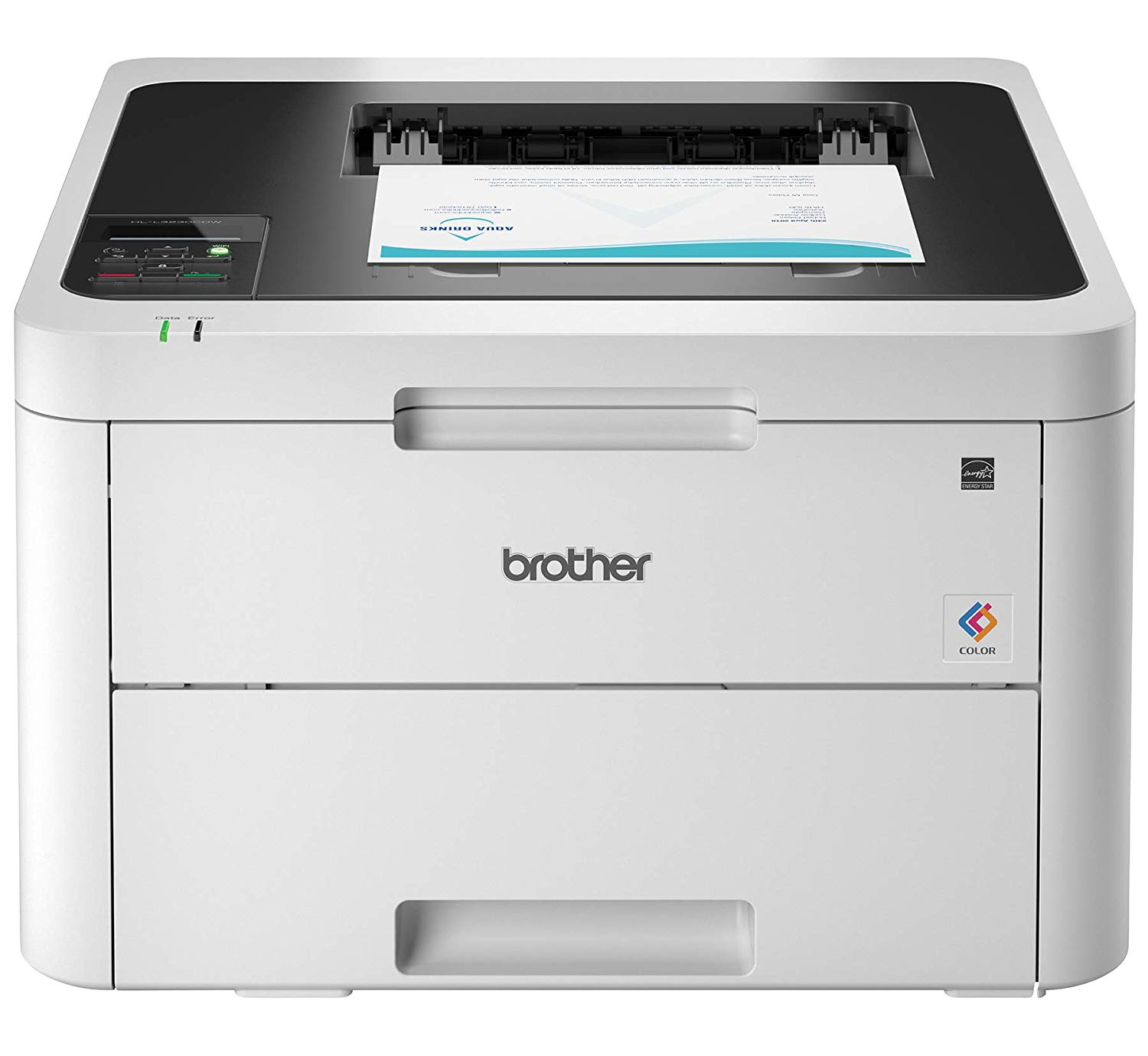 BrotherCompact Digital Color Laser Printer only $179.99! (save $70)