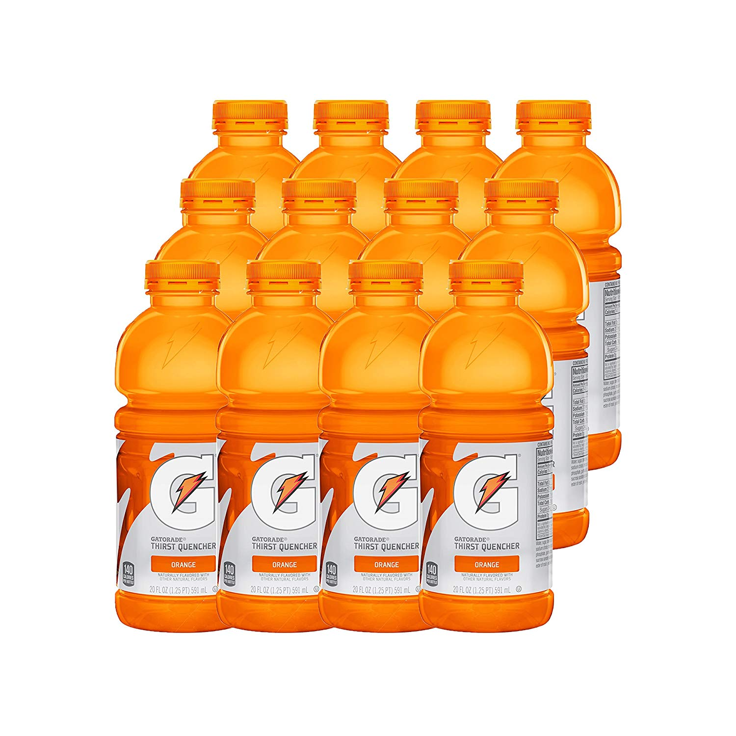 12 Bottles Gatorade Thirst Quencher only $6.35 with coupon!