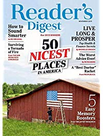 Today Only! Readers Digest only $3.75 for a year!