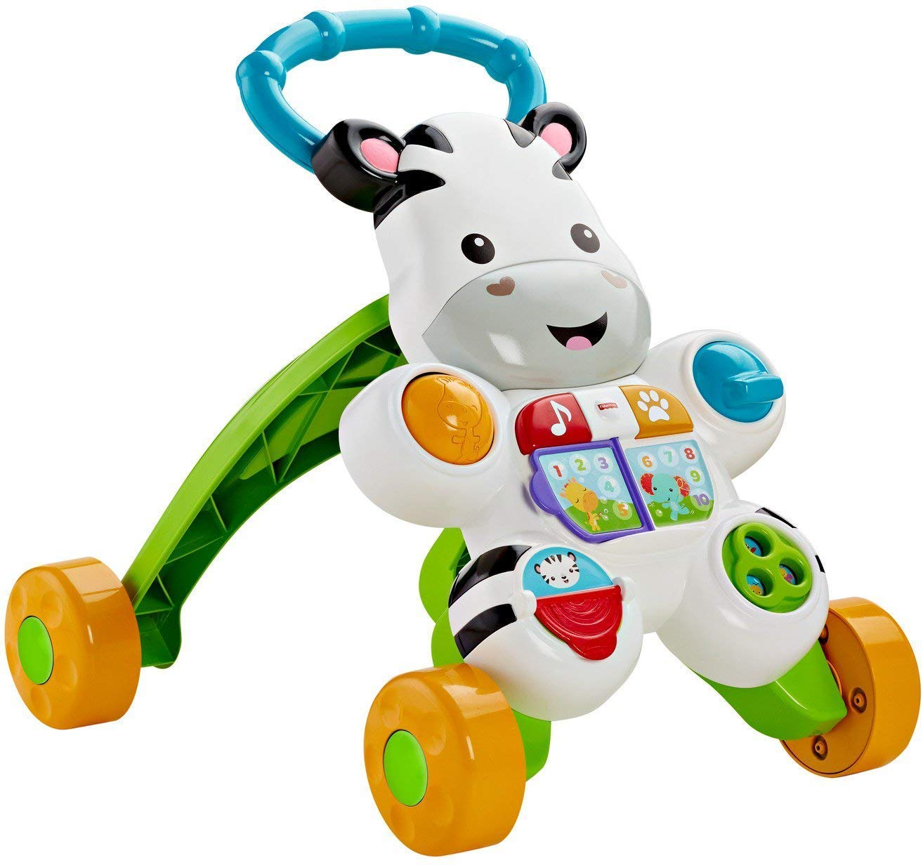 Fisher-Price Learn with Me Zebra Walker only $10.39! (was $24.99)