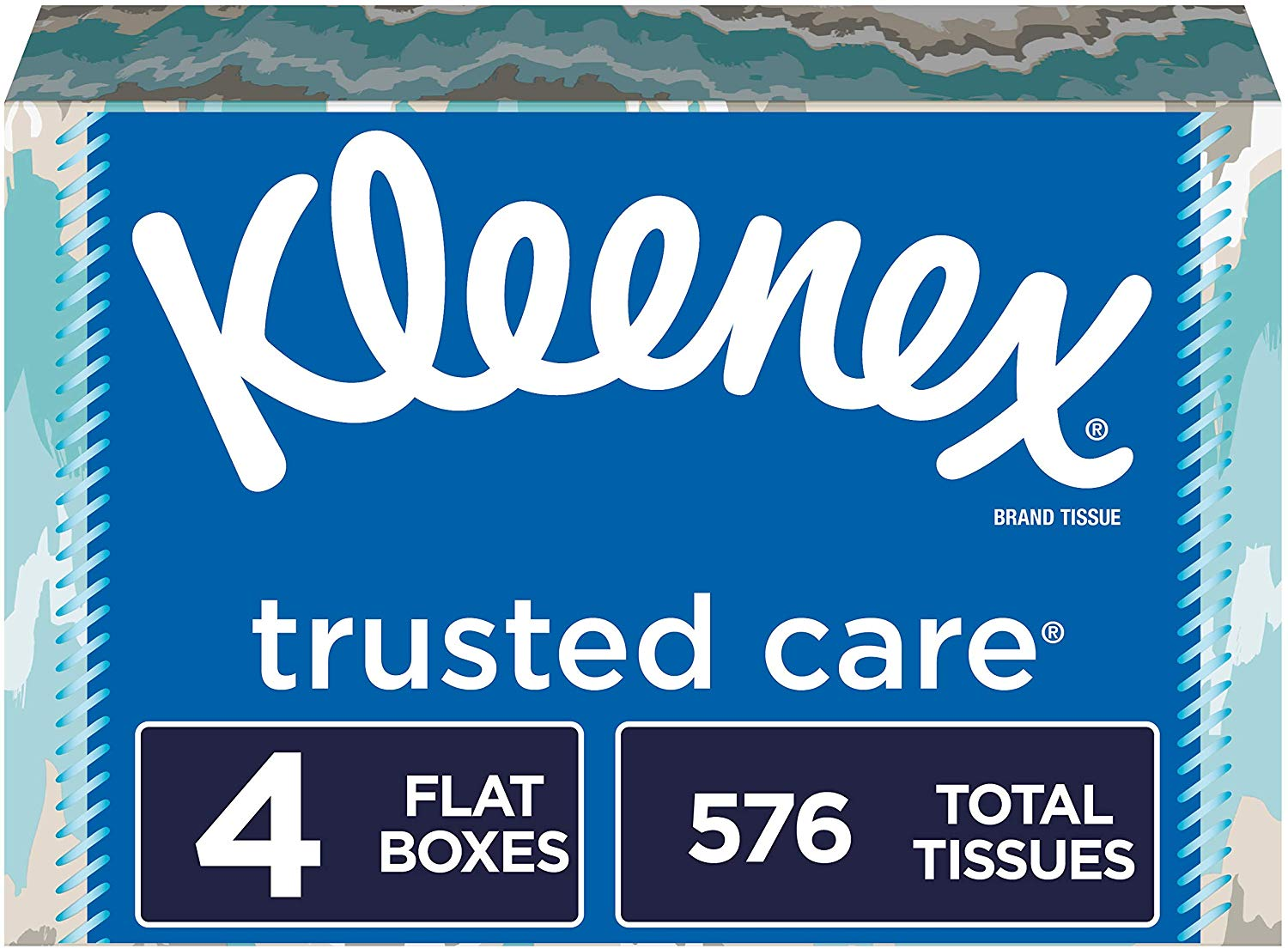 36 Boxes Kleenex Trusted Care Everyday Facial Tissues only $35.81! (with extra 15% off)