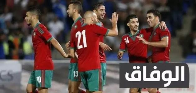 مشاهدة مباراة المغرب وبنين بث مباشر