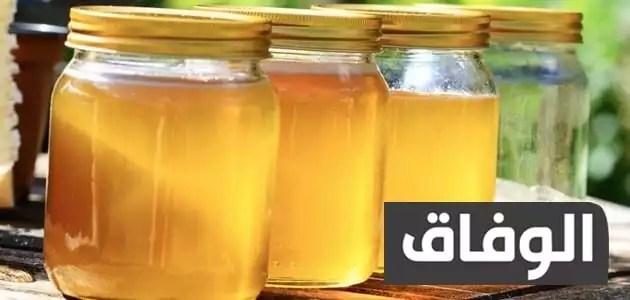 انواع العسل في الجزائر
