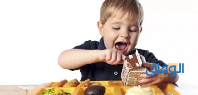 اكلات يمكن للاطفال تحضيرها