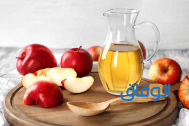 فوائد خل التفاح لدوالي الخصية
