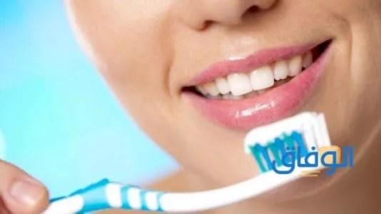 المحافظة على نظافة الأسنان