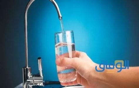 سعر الماء في المنازل